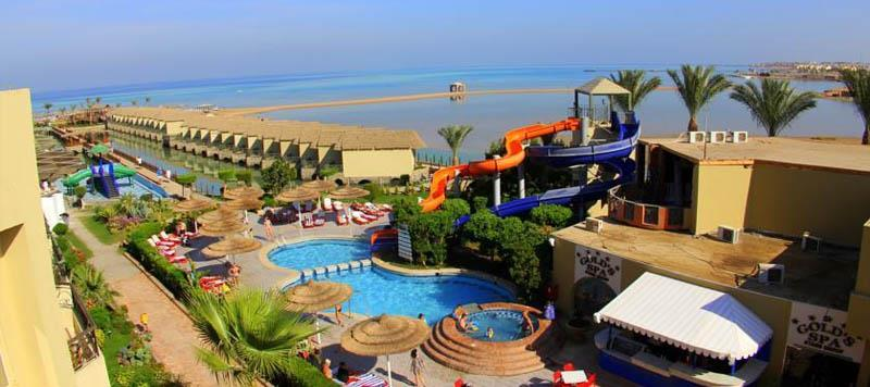 Panorama Bungalows - Hurghada -